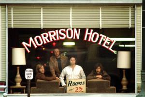 The Doors, Morrison Hotel Photo