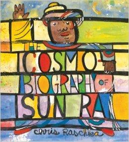 Sun Ra Book cover