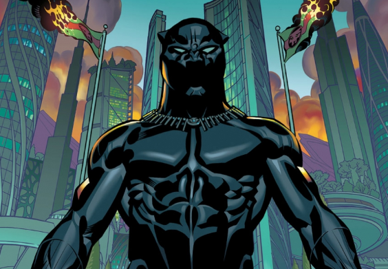 Ta-Nehisi Coates and Brian Stelfreeze's update of Black Panther for the modern era.