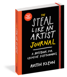 Steal-Like-Artist-Journal